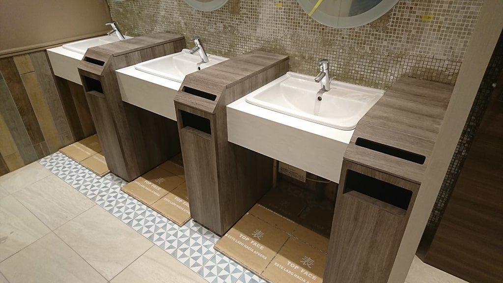 カウンター・手洗カウンター
